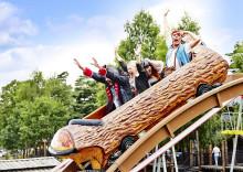 Daftöland nominerat till bästa temapark i Norden – En av fyra i Sverige och den enda i Västsverige