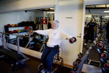 Gymträning för äldre i Skellefteå