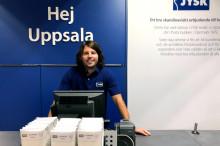 Nu öppnar JYSK i Gränbystaden
