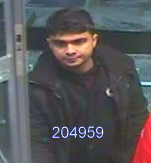Appeal following robbery in Whitechapel