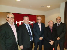 Hitachi Rail Europe Strengthens Leadership Team
