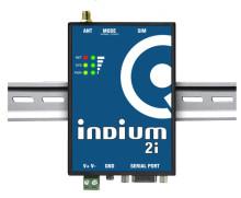 Indunium 2i GSM-modem från Induo