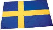 5 av 10 firar nationaldagen - och var femte person äger en flaggstång
