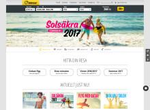 Försäljningen ökar på solresor.se och nu erbjuds webbrabatt