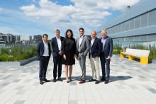 Fastighetsägare och Stockholms stad undertecknar gemensam vision