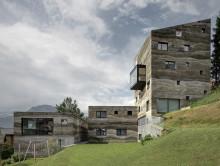 Arkitekturdagen på Nordbygg gästas av en ny generation schweiziska arkitekter