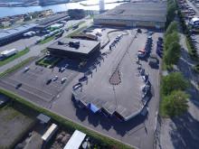 Begagnade vitvaror får nytt liv på Norra Hamnen