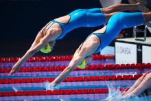 Välkommen på pressträff inför VM i simning