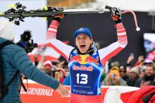 Mayer und Jansrud mit neuen Ski-Modellen zum Sieg