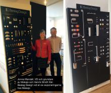 Beslag Design finns nu representerade hos Showhomes by Makajo i Göteborg.