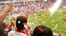 Stadionbesuch: Hierfür gibt's die rote Karte!