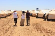 Syrien: Flygattacker eller minfält – det enda Raqqas invånare har att välja på