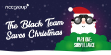 The Black Team saves Christmas - Part one: surveillance