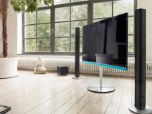 Nyt avanceret og fleksibelt harddisk- og streaming-TV fra Loewe