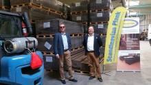 Fint besök av Scandinavian Plank  AB från Ängelholms Näringsliv
