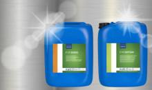 Muutos KiiltoCleanin elintarvikehygienian tuotevalikoimassa: F 11 Softsan ja F 17 Sendes