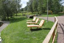 COWI hjälpte Göteborgs stad förvandla mörk park till en plats att ha picknick i