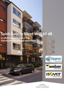 Silent Wall möjliggör byggande i bullriga stadsmiljöer