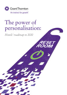 The power of personalisation: Hotels' roadmap to 2020