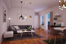 Einar Mattsson förvärvar mark  för bostäder i Huddinge