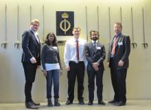 Forskarstudenter vid Karlstads universitet bäst i Sverige på cybersäkerhet