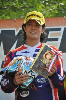 全日本トライアル選手権 IAスーパー Rd.04 6月11日 中国