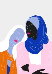 Tjejzonen stöttar nyanlända tjejer – motverkar psykisk ohälsa och utanförskap