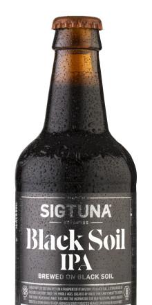 Nyhet: Sigtuna Black Soil IPA bryggt på svart jord
