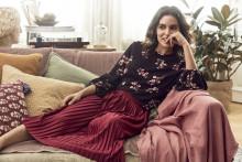 Dramatenskådespelerskan Ana Gil de Melo Nascimento frontar Indiskas nya kampanj