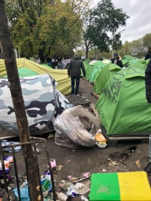 Paris 2019: Bortom turisternas Champs-Elysées