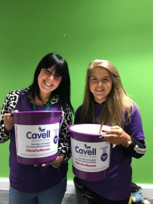 Finegreen helping to raise funds today for Cavell Nurses' Trust #10kForNurses fundraising campaign!