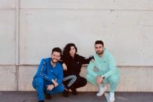 Lokal trio blir förband för Molly Sandén