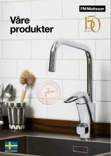 Våres produkter - ny brosjyre!