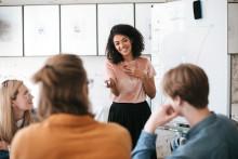 Webbinarium 3:e maj: 4 nyckelroller för ledarskap