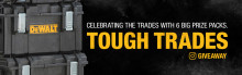 DEWALT® Celebrates Tough Trades
