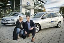 Volkswagen fortsätter hjälpa Bris att nå ut