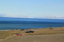 Kommunikasjonen mellom Svalbard og Fastlands-Norge tilbake