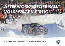 Rally Sweden Biz Week After Work