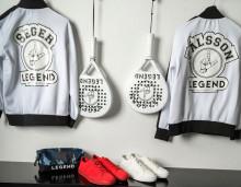 Sveriges bästa padelspelare frontar vårens kampanj för Legend