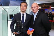 Huawei Mate X vinner GLOMO Award på MWC19 Barcelona