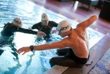 Snart dags för triathlonstart