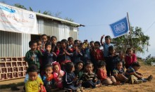 Nepal ett år etter
