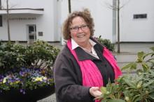 Annika Anderberg Boman får Helsingborgsmedaljen