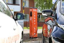 Luleå Energi laddar Norrbotten för fler elbilar