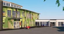Totalentreprenad när Södertäljeskola byggdes ut