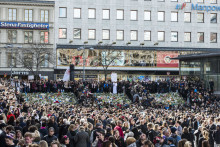 Årets Bragdpris till stockholmarna för insatserna i samband med terrorattacken 7 april