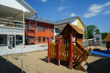 Nya Berga förskola invigs