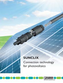 Kontakter och boxar för solpaneler