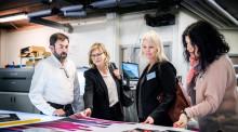 Fortsatt positiv trend för företagsklimatet i Kungsbacka