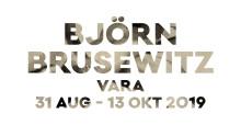 Svävande gestalter i Björn Brusewitz utställning